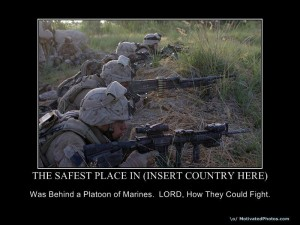 Marine Corps Moto,Marine Corps Motivational Poster