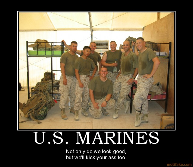 Marine Corps Motivational Poster Archives - Page 2 of 4 - Semper ...