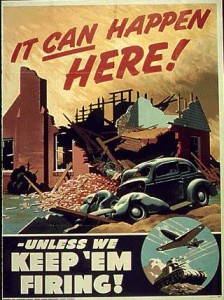 World War Two Motivational Poster,World War Two Propaganda Poster