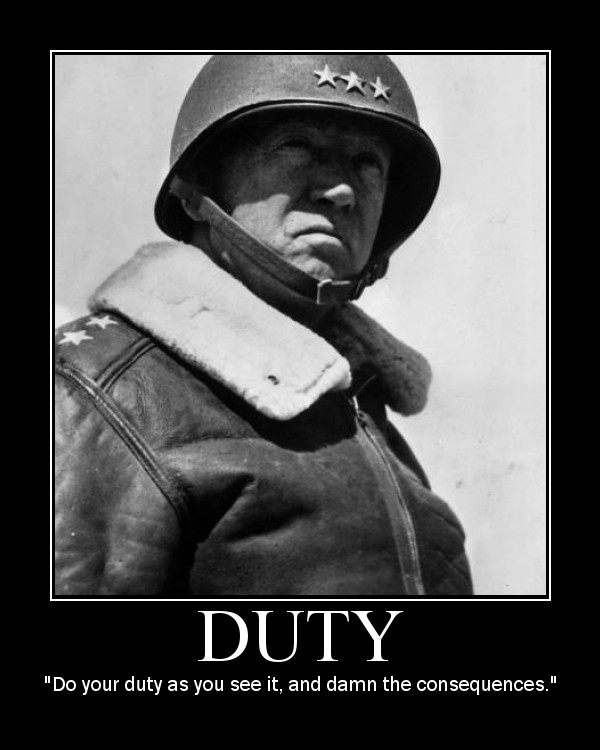 General Patton Quotes: Motivational Military Posters