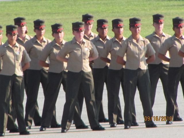 marine corps boot camp one year later semper fi parents