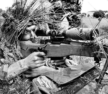 how to become a sniper in the marine corps