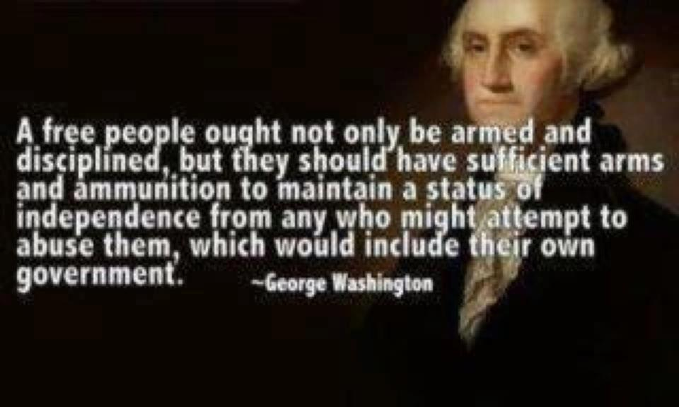 2Nd Amendment Quotes Mesmerizing Second Amendment Quote Of The Day Archives  Semper Fi .