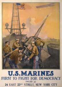 Marine Corps Recruiting Posters 11