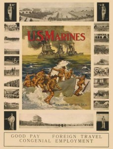 Marine Corps Recruiting Posters 12