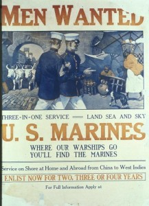 Marine Corps Recruiting Posters 20