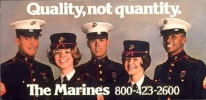 Marine Corps Recruiting Posters 21