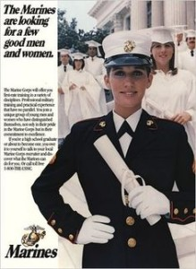 Marine Corps Recruiting Posters 23