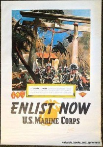 Marine Corps Recruiting Posters 3