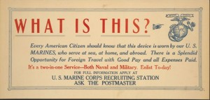 Marine Corps Recruiting Posters 4