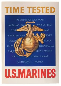 Marine Corps Recruiting Posters 8